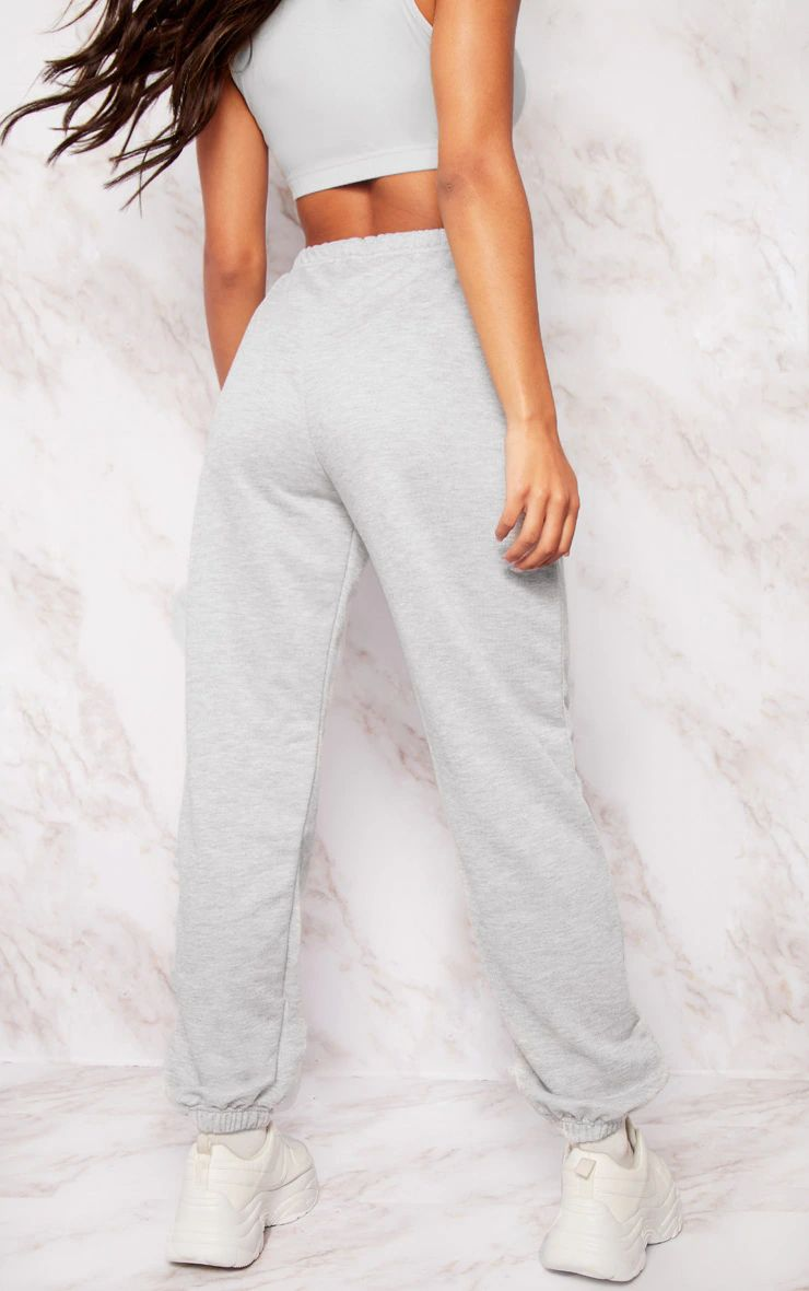 GREY BASIC LIGHT WEIGHT JOGGERS