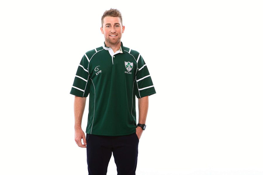 HIGH QUALITY RUGBY SPORTS POLO SHIRT