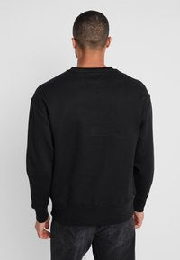 Original Tommy Hilfiger Black Heavy Stuff Sweat Shirt