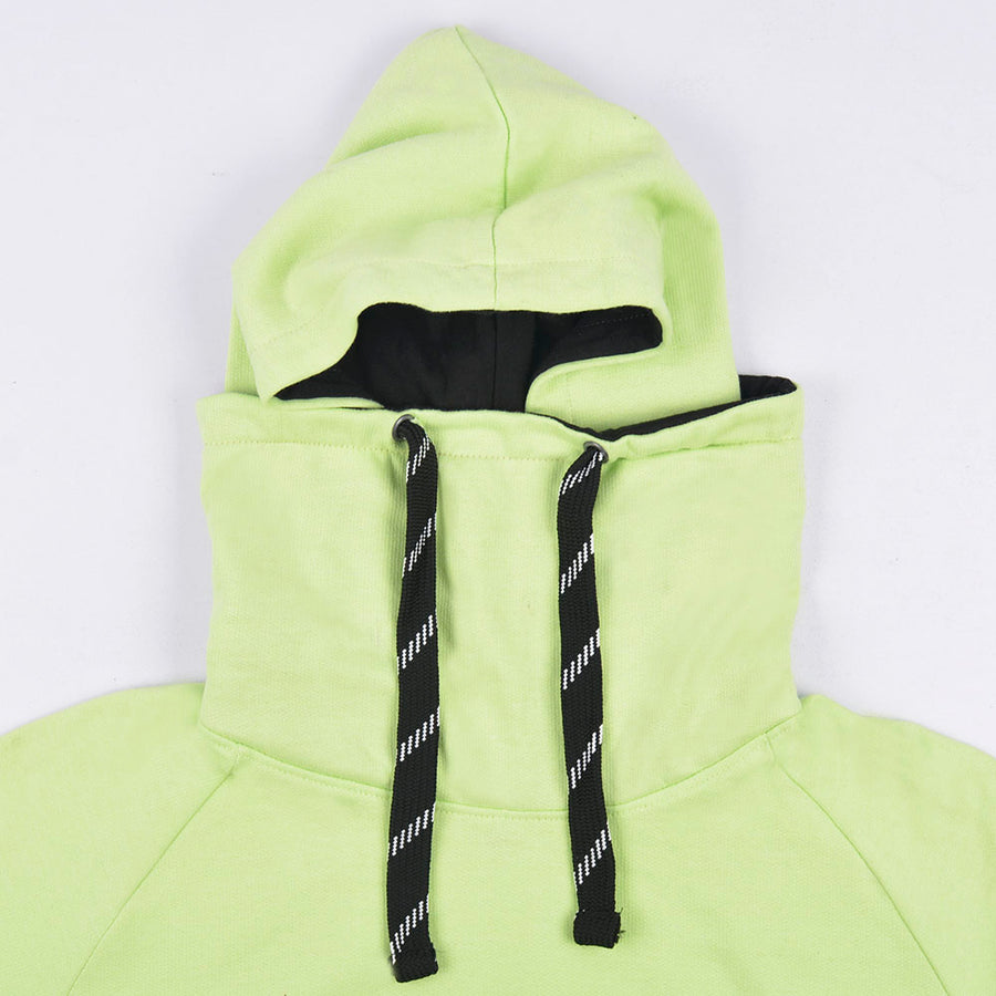 MENS ENTER THE VOID TURTLE NECK HOODIE