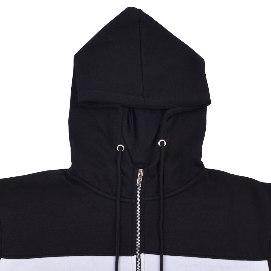 BOOHO MAN ZIP HOODIE FOR BIG & EXTRA SIZE TALL MEN