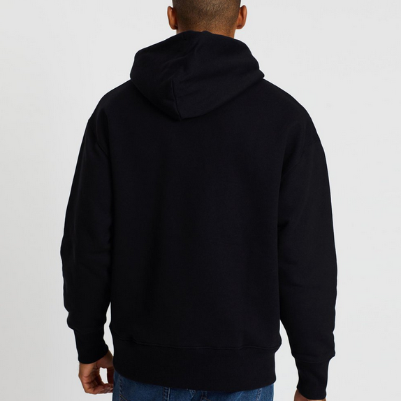 Tommy Jeans Badge Men Zip Hoodie