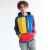 MENS RAGSTOCK BLOCKED HOODIE - Big Brands | Small Prices | Exportbrands.pk