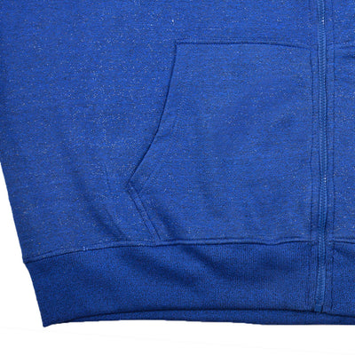 KAM JEANS BIG MAN EXTRA SIZE ROYAL BLUE HOODIE - Big Brands | Small Prices | Exportbrands.pk