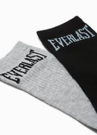 EVERLAST ORIGINAL MENS 3PPK SPORTS SOCKS