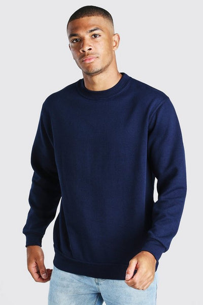 Branded Men Basic Sweat Shirt for Extreme Winter