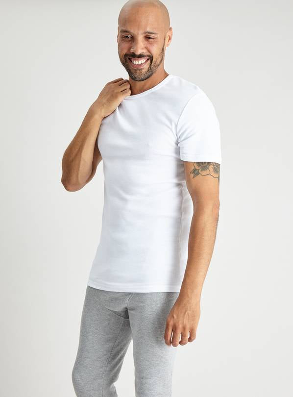 Reebok Men Thermowarm Underwear Shirt