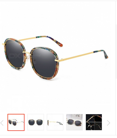 MOBIKE 5011 Fashion UV400 Sunproof Sunglasses