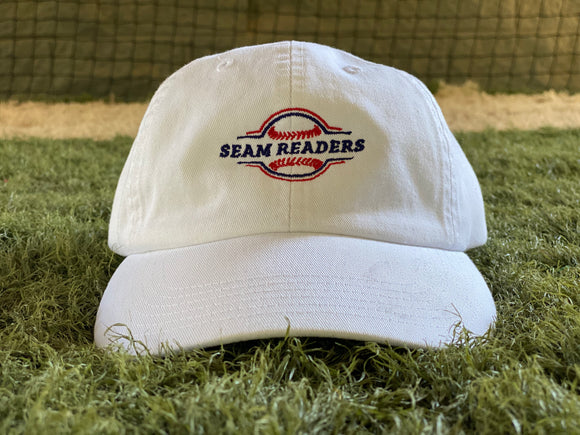 Champion Seam Readers Dad Hat