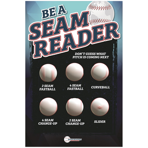 """Be a Reader"" Pitch Recognition Poster"