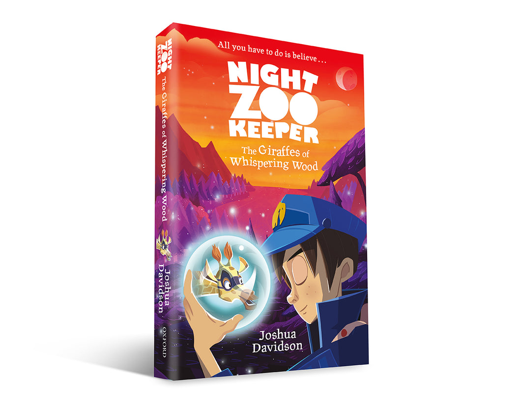 Book 1: Night Zookeeper & The Spying Giraffes