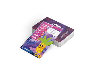 Night Zookeeper Creatables Card Game