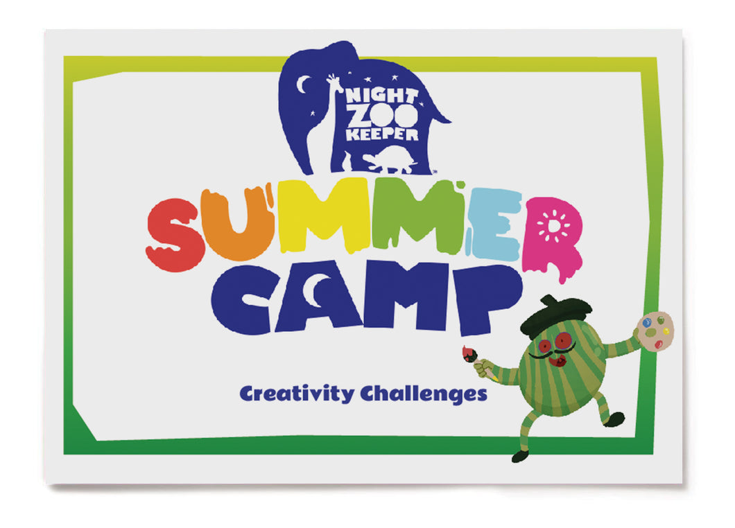 Summer Camp Activity Pack