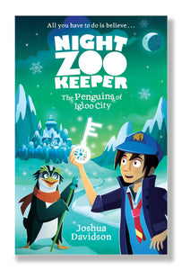 Book 3: The Penguins of Igloo City