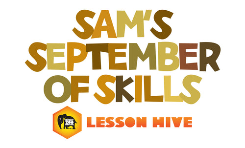 Sam's September of Skills - Age 5-8