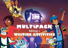 Load image into Gallery viewer, Multipack - 1st Edition - Writing Activities