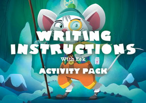 Instructions Activity Pack