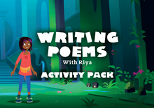 Load image into Gallery viewer, Writing Poems Activity Pack