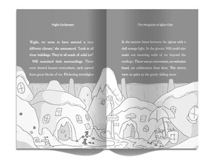 eBook 3: The Penguins of Igloo City