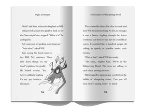 eBook 1: The Giraffes of Whispering Wood