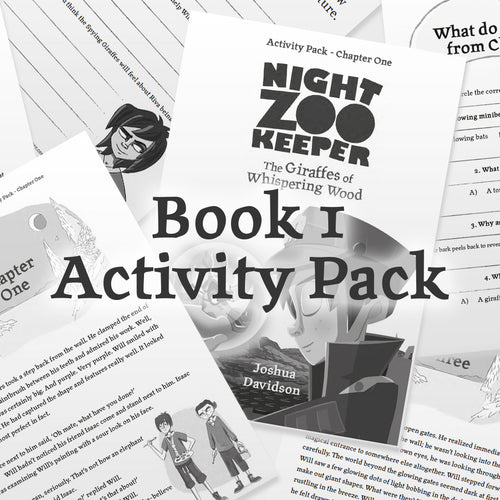 Book 1 - Complete Activity Pack