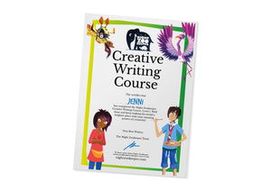 Creative Writing Course with UKKids