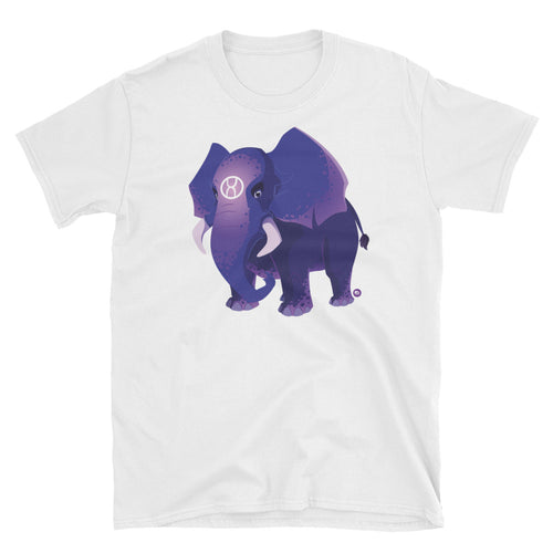 Adult Maji The Time-Travelling Elephant T-Shirt
