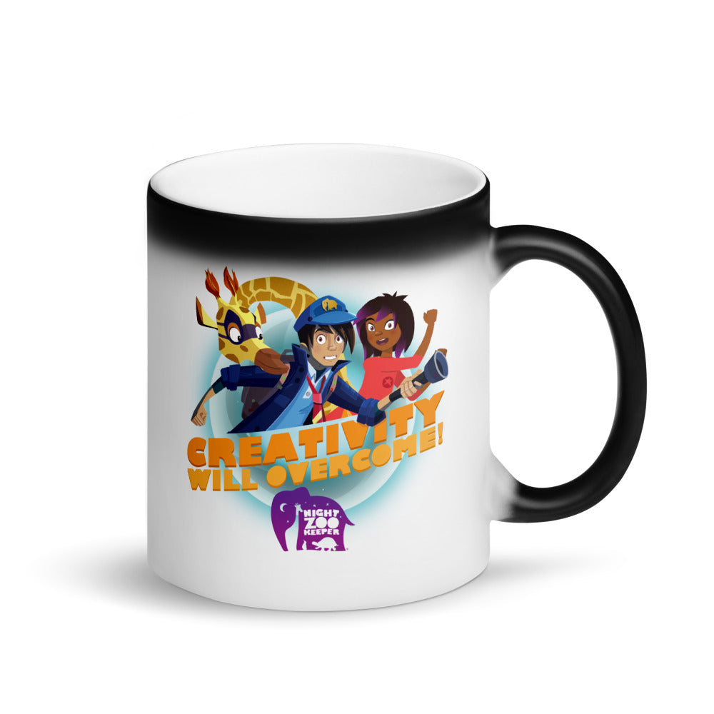 Creativity Will Overcome Magic Mug
