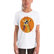 Load image into Gallery viewer, Sam the Spying Giraffe T-Shirt