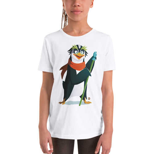 Professor Penguin T-Shirt
