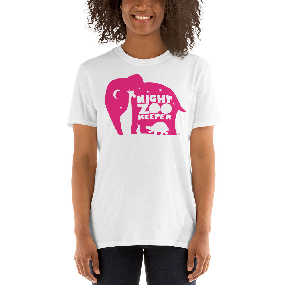 Ladies NZK Pink T-Shirt