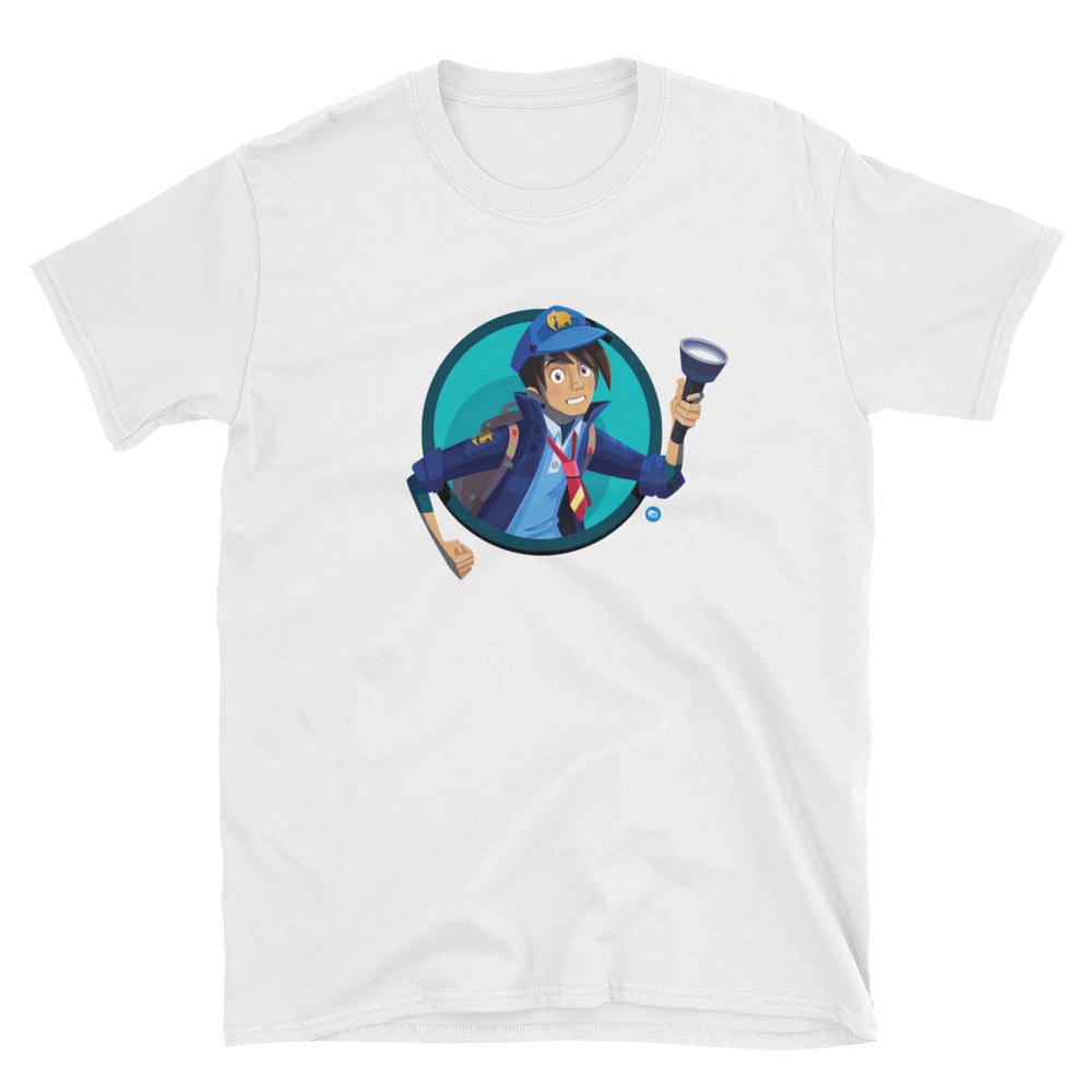 Adult Night Zookeeper Will T-Shirt