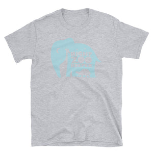 Adult Unisex NZK Sky Blue  T-Shirt