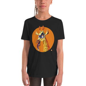 Sam the Spying Giraffe T-Shirt