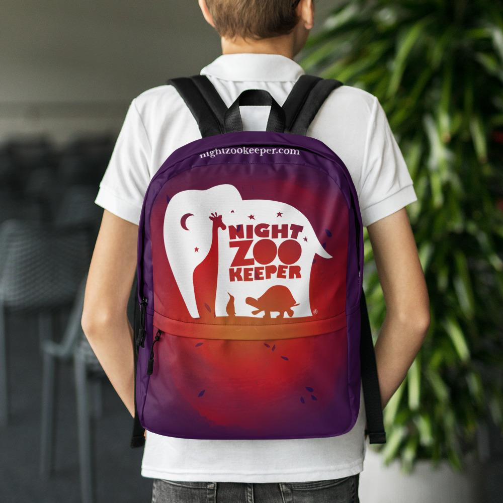 Night Zookeeper Backpack