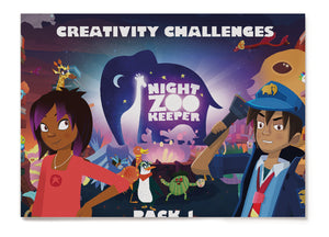 Creativity Challenges- Pack 1