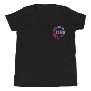 Dangie Bros Neon Logo Kids Tee