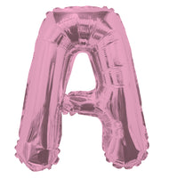 "Letter A to Z Light Pink- 14"" in (Choose your Letter)"
