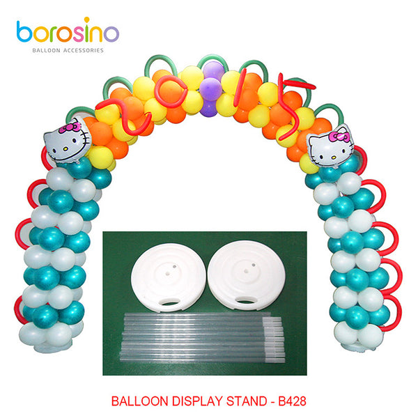 Borosino Arch - Balloon Display Stand