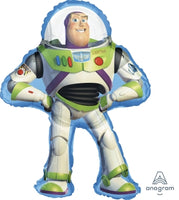 Toy Story 4 Buzz Lightyear SuperShape Foil