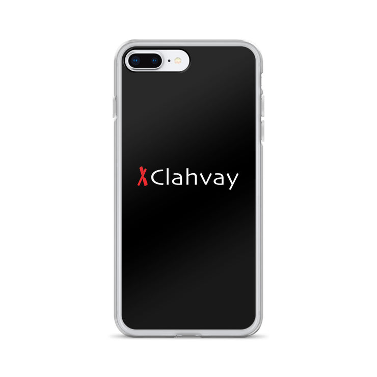 Clahvay iPhone Case