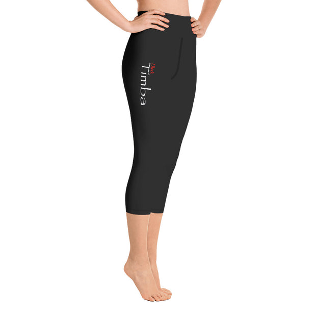 Timba Yoga Capri Leggings