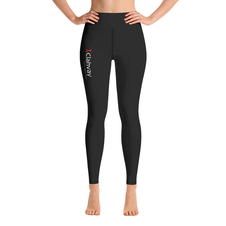 Clahvay Yoga Leggings