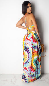 HOT GIRL SUMMER MAXI DRESS