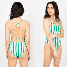 Load image into Gallery viewer, MULTI-COLOUR ONE PIECE SWIMSUIT