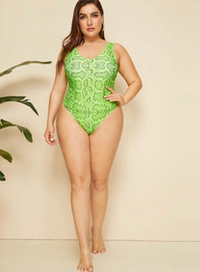 CURVY DIVA ONE PIECE SWIMWEAR - RoyalRaine