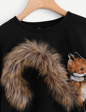 Load image into Gallery viewer, Foxy Sweater - RoyalRaine