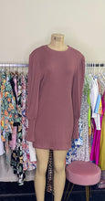 Load image into Gallery viewer, ANGELINE DRESS (MAUVE )