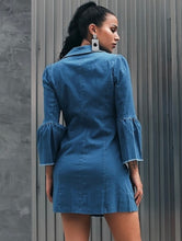 Load image into Gallery viewer, DENIM PRINCESS Dress - RoyalRaine