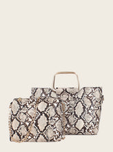 Load image into Gallery viewer, SNAKESKIN CROSSBAG